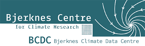 Bjerkness Climate Data Center Logo